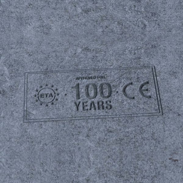 100 Year Service Life Photo 2